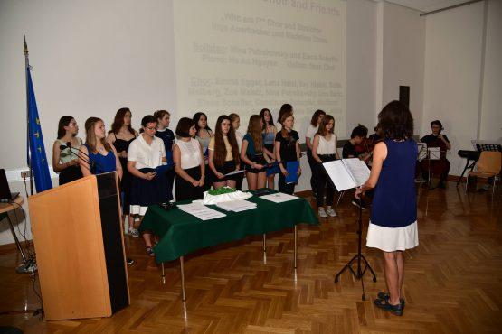 06 Wartingerfeier Chor der GIBS 555x370 - Verleihung Wartinger- und Tremelmedaille 2020
