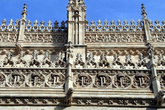 12 Granada königliche Kapelle R0015799 555x370 - Andalusien 2014