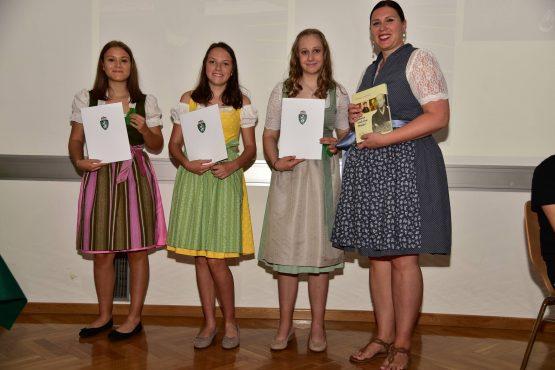 13 Wartingerfeier 2020 PreisträgerInnen MS Seckau 555x370 - Verleihung Wartinger- und Tremelmedaille 2020
