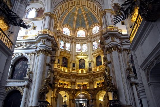 13 Granada Kathedrale R0016020 555x370 - Andalusien 2014
