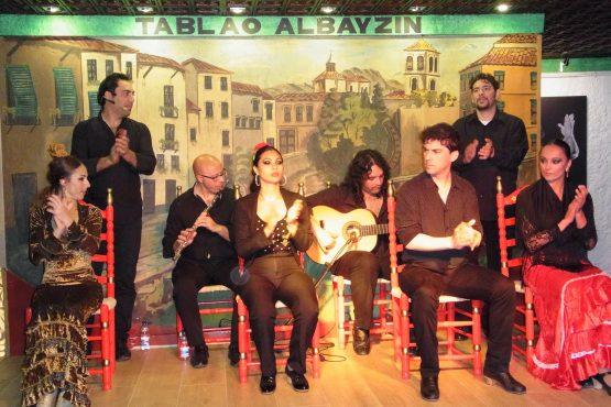 17 Granada Flamenco R0016258 555x370 - Andalusien 2014