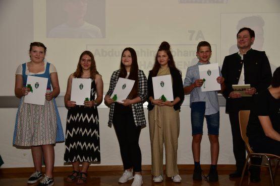 18 Wartingerfeier 2020 PreisträgerInnen BG BRG Knittelfeld 555x370 - Verleihung Wartinger- und Tremelmedaille 2020