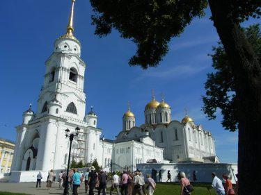 18 Wladimir Uspenski Kathedrale R0019493 375x281 - Moskau 2014