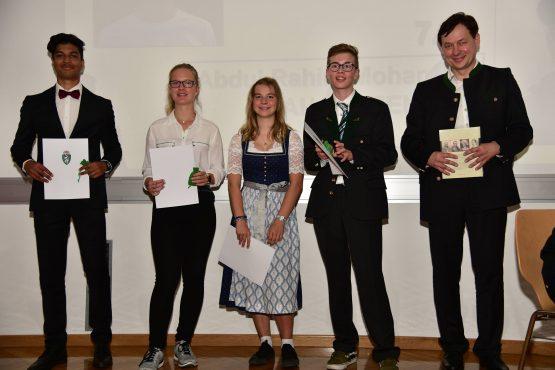 19 Wartingerfeier 2020 PreisträgerInnen BG BRG Knittelfeld 555x370 - Verleihung Wartinger- und Tremelmedaille 2020