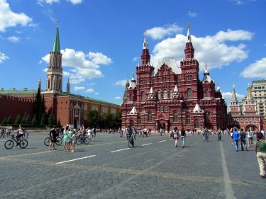 2 Moskau Roter Platz Historisches Museum R0020171 375x281 - Moskau 2014