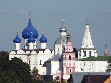 20 Susdal Kreml Gottesmutter Geburts Kathedrale R0019522 375x281 - Moskau 2014