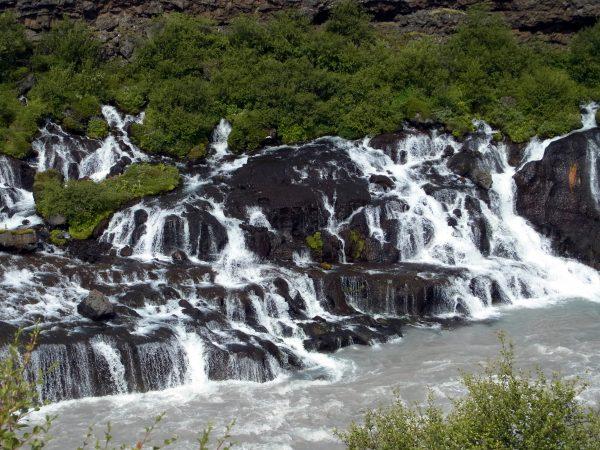 20 Wasserfälle Husafell R0010794 600x450 - Norddeutschland 2019