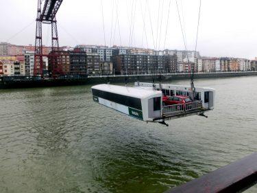 2016 Jakobsweg 02 Bilbao Puente de Vizcaya 375x281 - Jakobsweg 2016