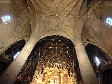 2016 Jakobsweg 17 Logrono Concatedral 375x281 - Jakobsweg 2016