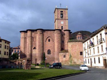 2016 Jakobsweg 18 Nájera Kloster Santa Maria 375x281 - Jakobsweg 2016