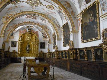 2016 Jakobsweg 20 San Millán Kloster Yuso Sakristei 375x281 - Jakobsweg 2016