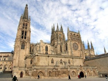 2016 Jakobsweg 23 Burgos Kathedrale 375x281 - Jakobsweg 2016