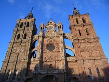 2016 Jakobsweg 38 Astorga Kathedrale 375x281 - Jakobsweg 2016