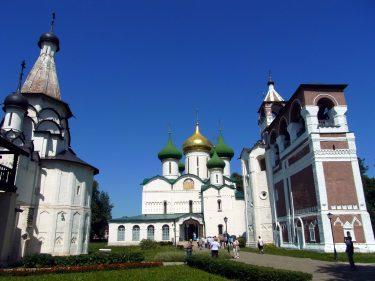 23 Susdal Erlöser Euthymios Kloster Susdal R0019652 375x281 - Moskau 2014