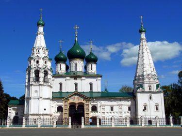 29 Jaroslawl Prophet Elias Kathedrale R0019934 375x281 - Moskau 2014