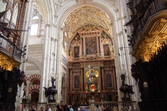 29 Cordoba Kathedrale R0016603 555x370 - Andalusien 2014