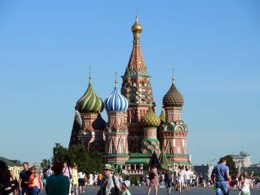 3 Moskau Roter Platz Basiliuskathedrale R0019340 375x281 - Moskau 2014
