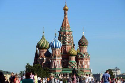 3 Moskau Roter Platz Basiliuskathedrale R0019340 420x280 - Moskau 2014