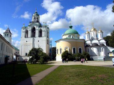 31 Jaroslawl Erlöser Verklärungs Kloster R0019862 375x281 - Moskau 2014