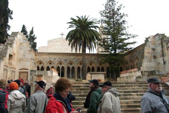 37 Jerusalem Ölberg Pater Noster Kirche R0021705 555x370 - Israel 2015