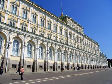 4 Moskau Kreml Großer Kremlpalast R0018936 375x281 - Moskau 2014