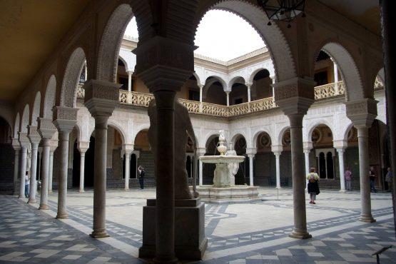 41 Sevilla Pilatus Haus R0017067 555x370 - Andalusien 2014