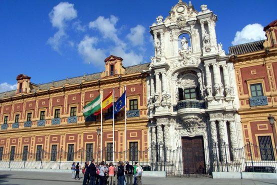 47 Sevilla San Telmo R0017229 555x370 - Andalusien 2014