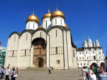 5 Moskau Kreml Mariä Entschlafens Kathedrale Zwölf Apostel Kirche R0018920 375x281 - Moskau 2014