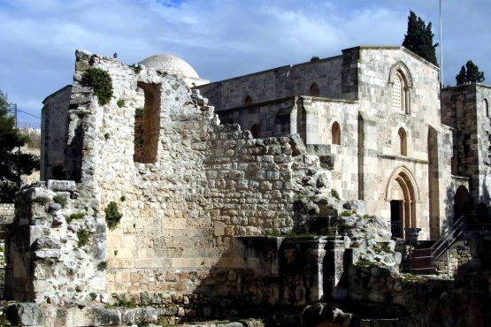 50 Jerusalem St Anna Kirche R0021800 555x370 - Israel 2015