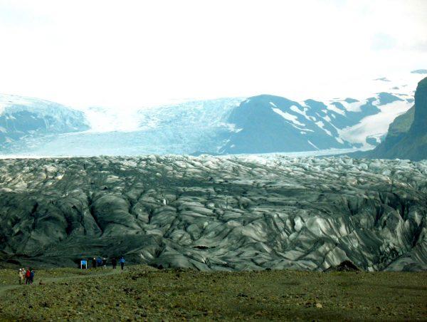 54 Gletscherzunge Skaftafellsjökull IMG 0309 600x452 - Norddeutschland 2019