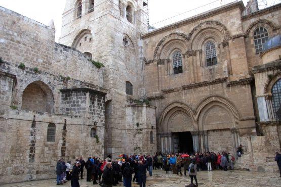 54 Jerusalem Grabeskirche R0021842 555x370 - Israel 2015