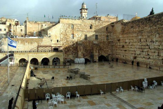 57 Jerusalem Klagemauer R0021896 555x370 - Israel 2015