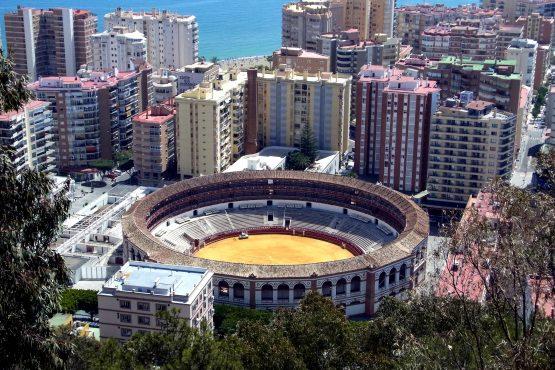 5 Malaga Stierkampfarena R0015679 555x370 - Andalusien 2014