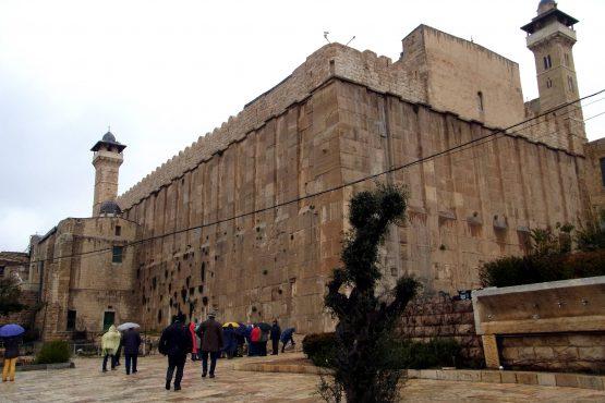60 Hebron Patriarchengräber R0021945 555x370 - Israel 2015
