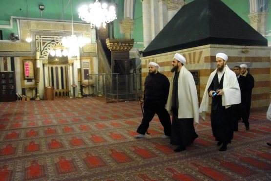 61 Hebron Patriarchengräber Moschee R0021980 555x370 - Israel 2015