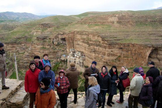 69 Wadi Quelt Georgskloster R0022282 555x370 - Israel 2015