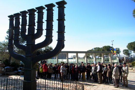 74 Jerusalem Knesset Menorah R0022432 555x370 - Israel 2015