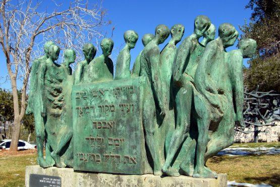 78 Yad Vashem Todesmarsch von Dachau R0022495 555x370 - Israel 2015