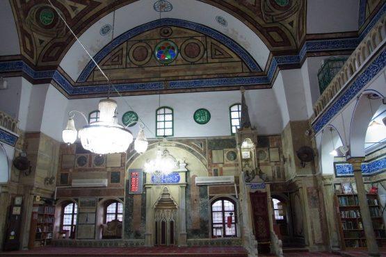 9 Akko Ahmed el Jezzar Moschee R0021182 555x370 - Israel 2015