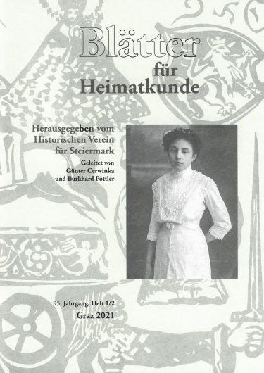 Blaetter 1 2 21 375x530 - Blätter für Heimatkunde 1/2 2021