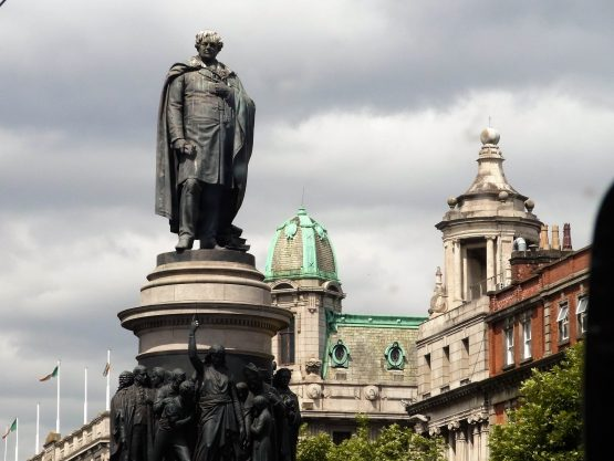 Fahrten 2018 Irland 01 Dublin OConnell Street RFH 555x417 - Irland 2018