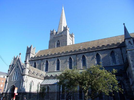 Fahrten 2018 Irland 04 Dublin St Patricks Cathedral RFH 555x416 - Irland 2018