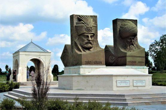 Fahrten 2018 Serbien 01 Szigetvar Gedenkstätte RFH R0041204 555x370 - Habsburgisches Serbien 2018
