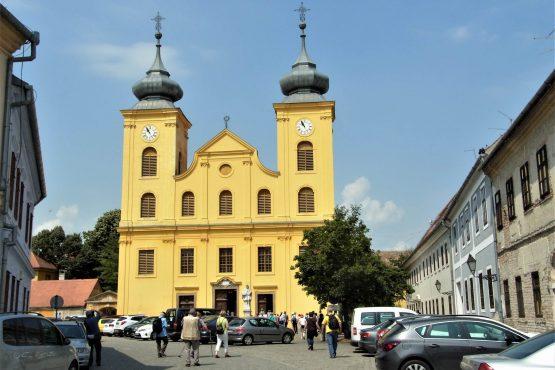 Fahrten 2018 Serbien 08 Essek Michaelskirche RFH R0041270 555x370 - Habsburgisches Serbien 2018