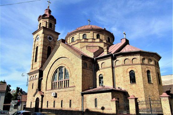 Fahrten 2018 Serbien 18 Werschetz Erlöserkirche RFH R0041434 555x370 - Habsburgisches Serbien 2018