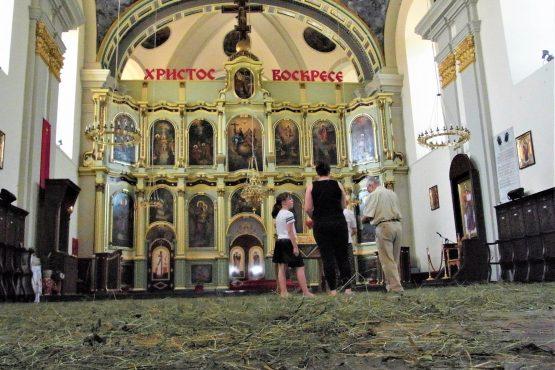 Fahrten 2018 Serbien 20 Werschetz Nikolaus Kathedrale RFH R0041447 555x370 - Habsburgisches Serbien 2018