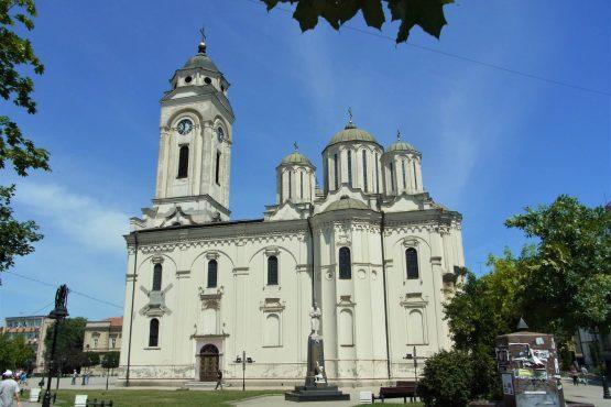 Fahrten 2018 Serbien 24 Semendria Georgskirche RFH R0041490 555x370 - Habsburgisches Serbien 2018