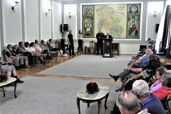 Fahrten 2018 Serbien 29 Passarowitz Bürgermeisterempfang RFH R0041532 555x370 - Habsburgisches Serbien 2018