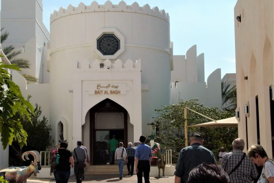Fahrten 2019 Oman 07 Muscat Mutrah al  Zubair Museum RFH R0044432 555x370 - Oman 2019