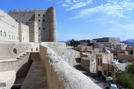 Fahrten 2019 Oman 14 Bahla Fort RFH R0044551 555x370 - Oman 2019